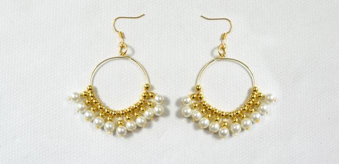 outstanding earrings designs with beads fashion pinterest - Earring Design Ideas