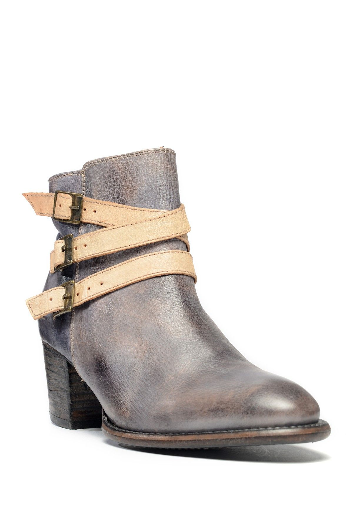 faa057ced30 Ankle Buckle Bootie