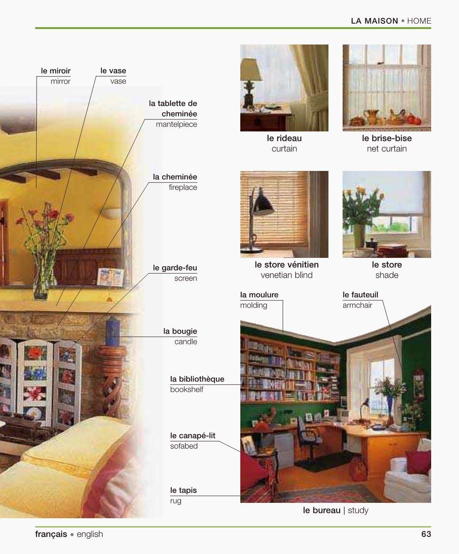 Maison De La Salle la maison (avec images) | maison, apprendre l'anglais