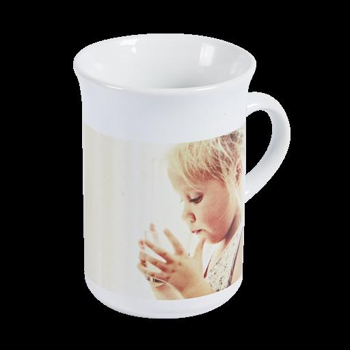 Découvrez l'élégant mug photo British Auchan Photo ! Personnalisez-le en ligne avec vos photos préférées : paysages, enfants, famille et le tour est joué !