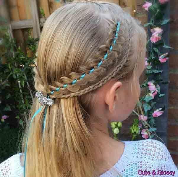ribbon braided