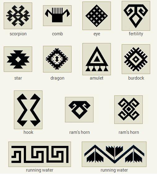 Aztec Runner Rug
