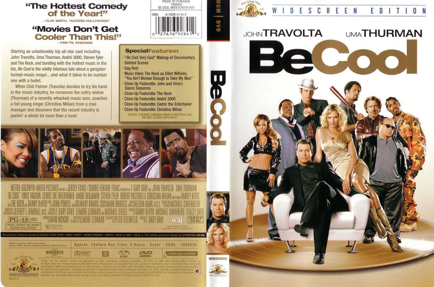 BE COOL | =dRama! dRama! dRama!= | Movie 21, John travolta