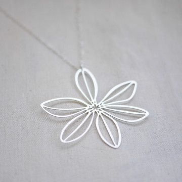 Woodruff Necklace now featured on Fab.