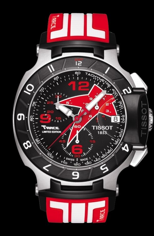 11d2dc938d2 Tissot T-Race Nicky Hayden 69 Limited Edition