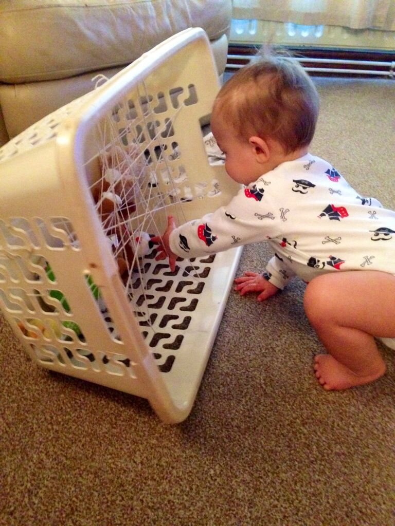 Spider Web Laundry Basket, easy and fun sensory, labeling, and ...