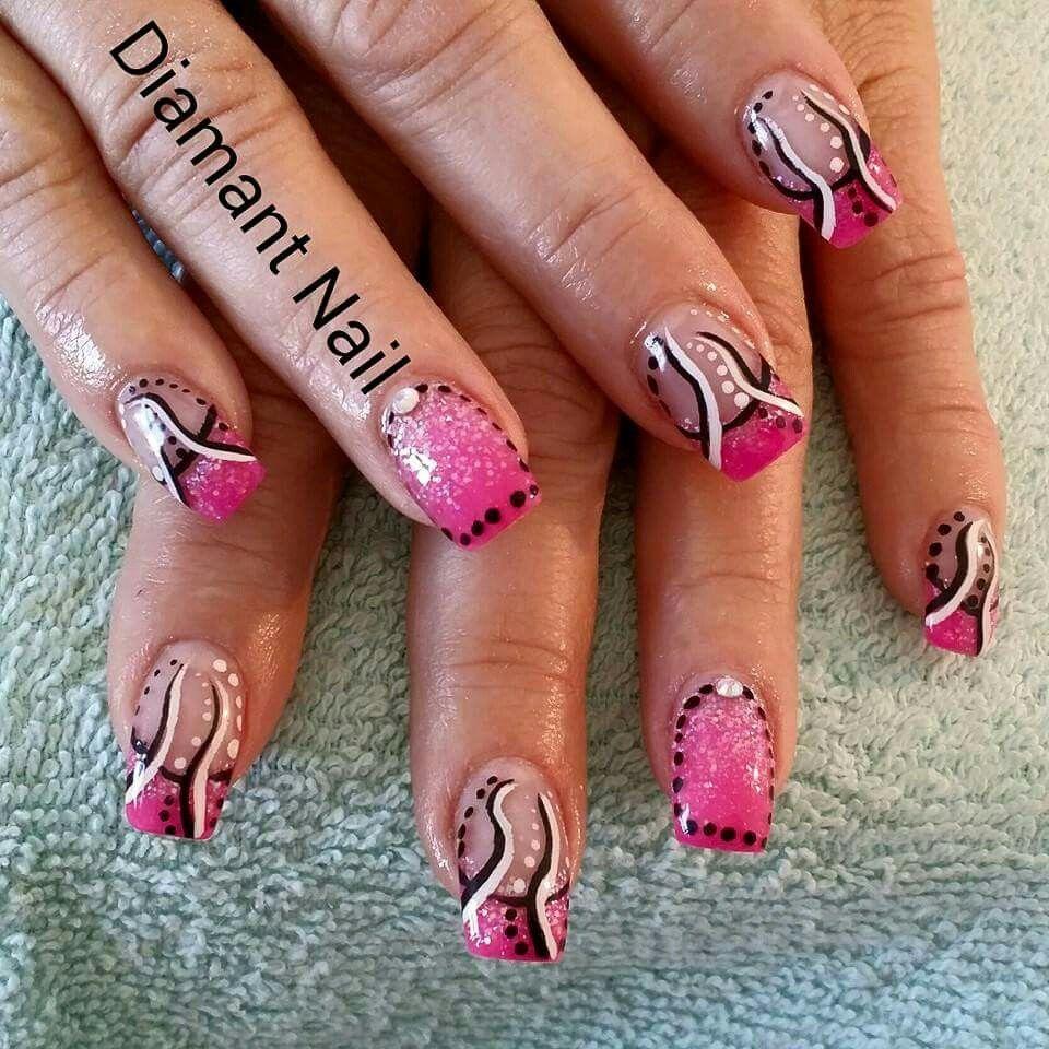 Nail art neon | Nails Nails Nails!!! | Pinterest | Nail nail