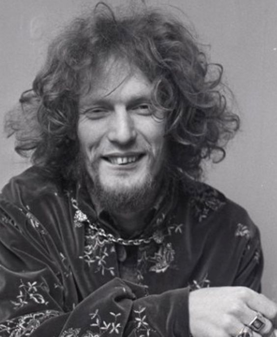 Ginger Baker | Cream | POP CUL...