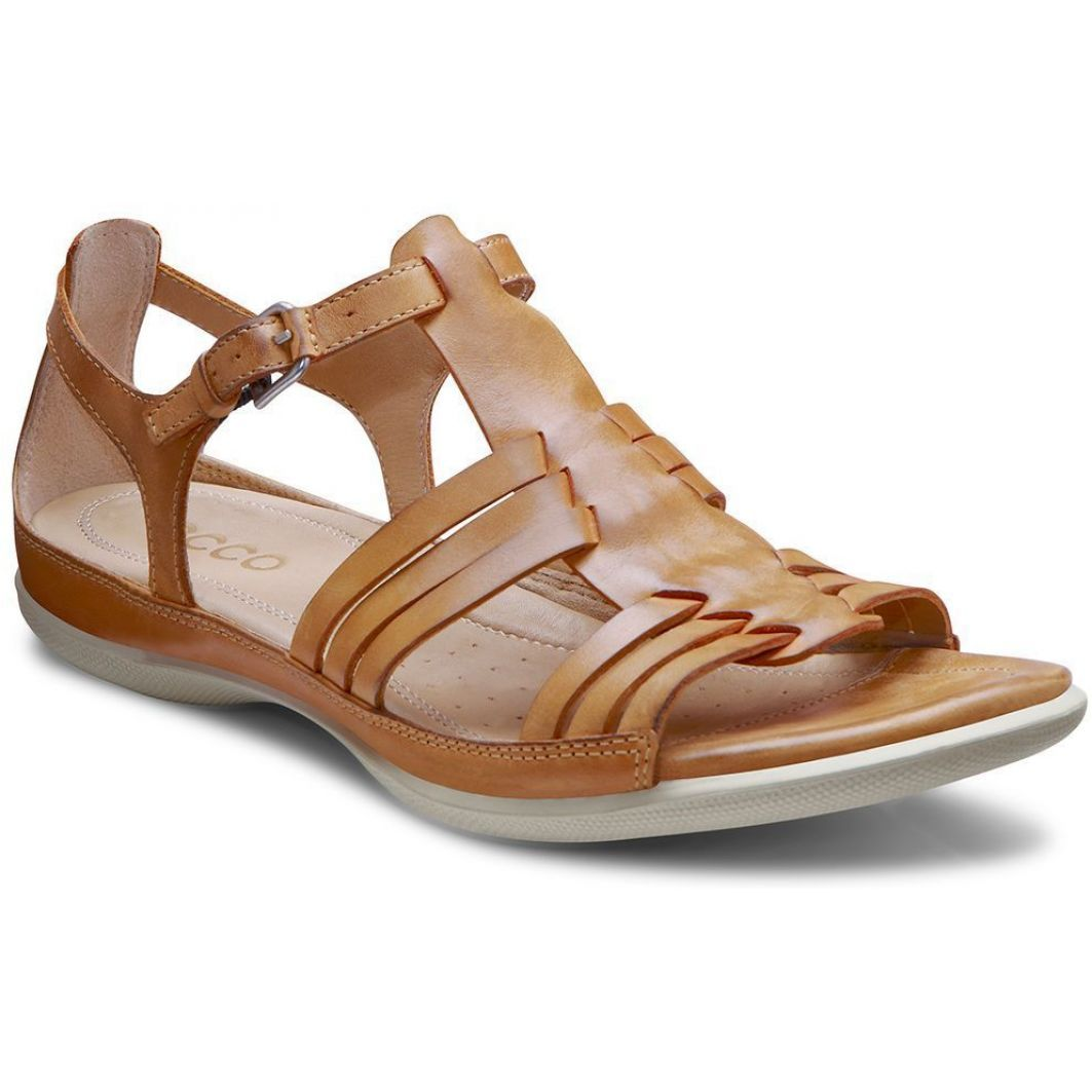 Shop online now for Ecco Flash womens buckle leather sandals. Leather  lining with buckle fastening. Free UK delivery on all orders at Clinkards
