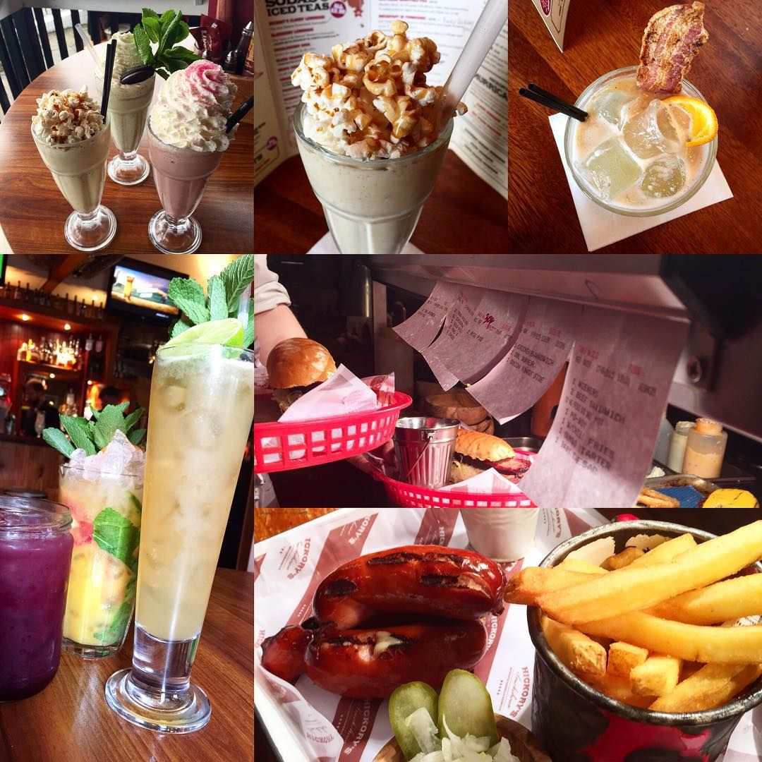 Hickorys.... So addicted to this place