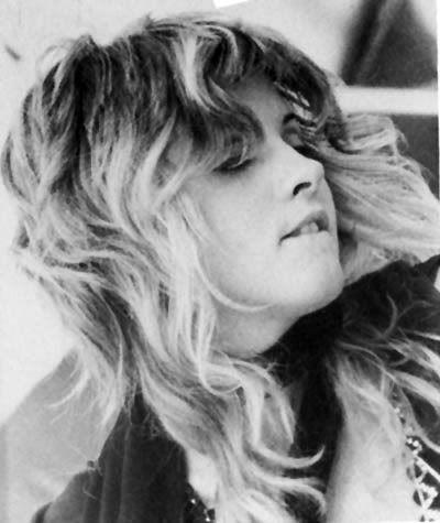 Favorite Stevie Hairstyle The Ledge Stevie Nicks Stevie Nicks Fleetwood Mac Stevie Nicks Lindsey Buckingham