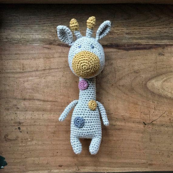 Gundula Giraffe by prenzlzwerg on Etsy | haken | Pinterest ...