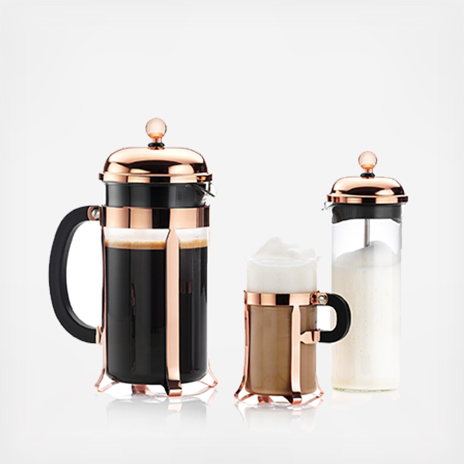 Chambord is a true original with this classic French press