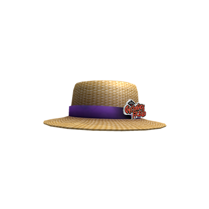 Cheestrings Straw Hat Roblox