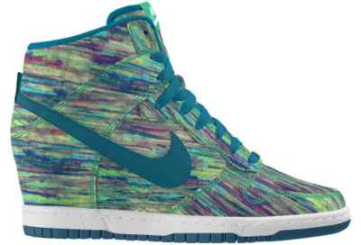 Nike Dunk Sky Hi iD Women s Shoe. Nike Store  c6fc42f0b