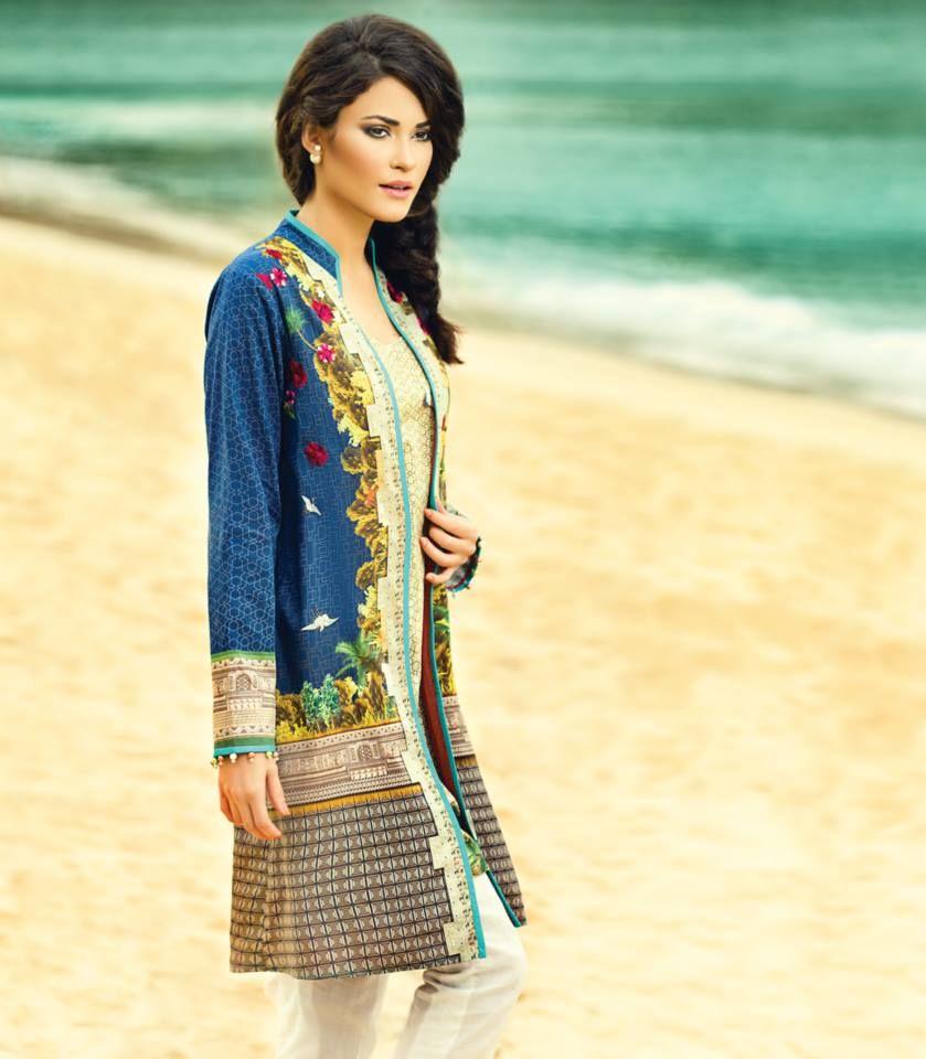 Shirt design for girl 2015 - Latest Women Kurta Design 2017 For Summer Pakistani Designers Kurtis Styleglow Com