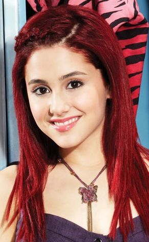 cat from victorious Google Search Cat ValentineAriana Grande