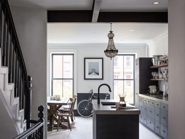 Mooi interieur ontwerp voor een jaar oud huis minstraat