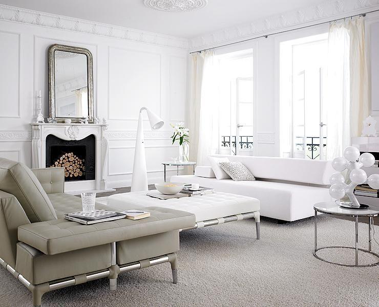 Wohntipps fürs Wohnzimmer Sanfter Feuerschein wirkt Wunder - beleuchtung wohnzimmer landhausstil