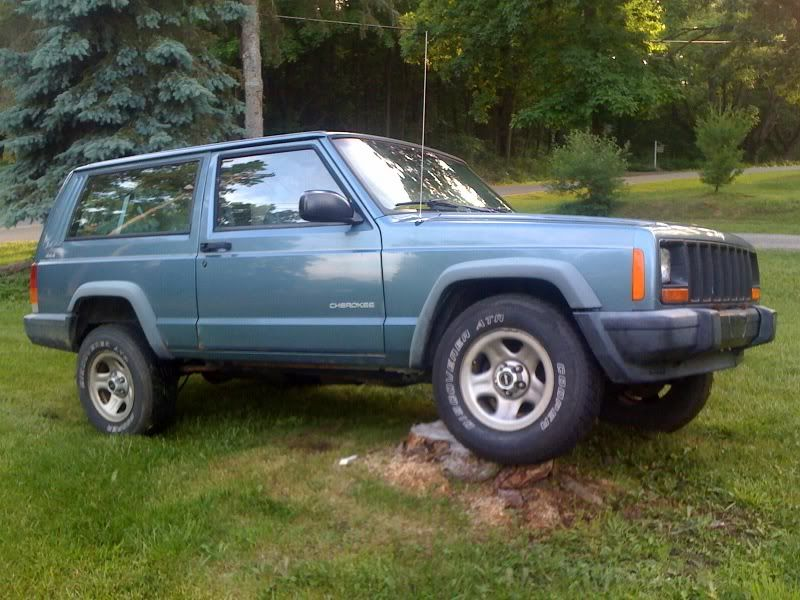 Just Bought A 1999 2 Door Cherokee   JeepForum.com