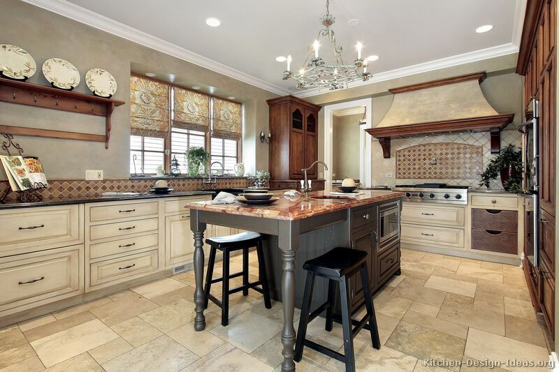 Off White Country Kitchen kitchens traditional white antique kitchen cabinets page kitchen