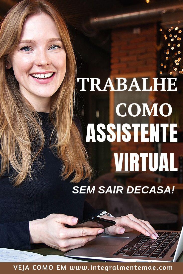 Como ser assistente virtual : comece com pouco ou ...