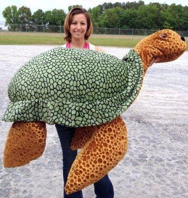 turtle toys giant stuffed animals