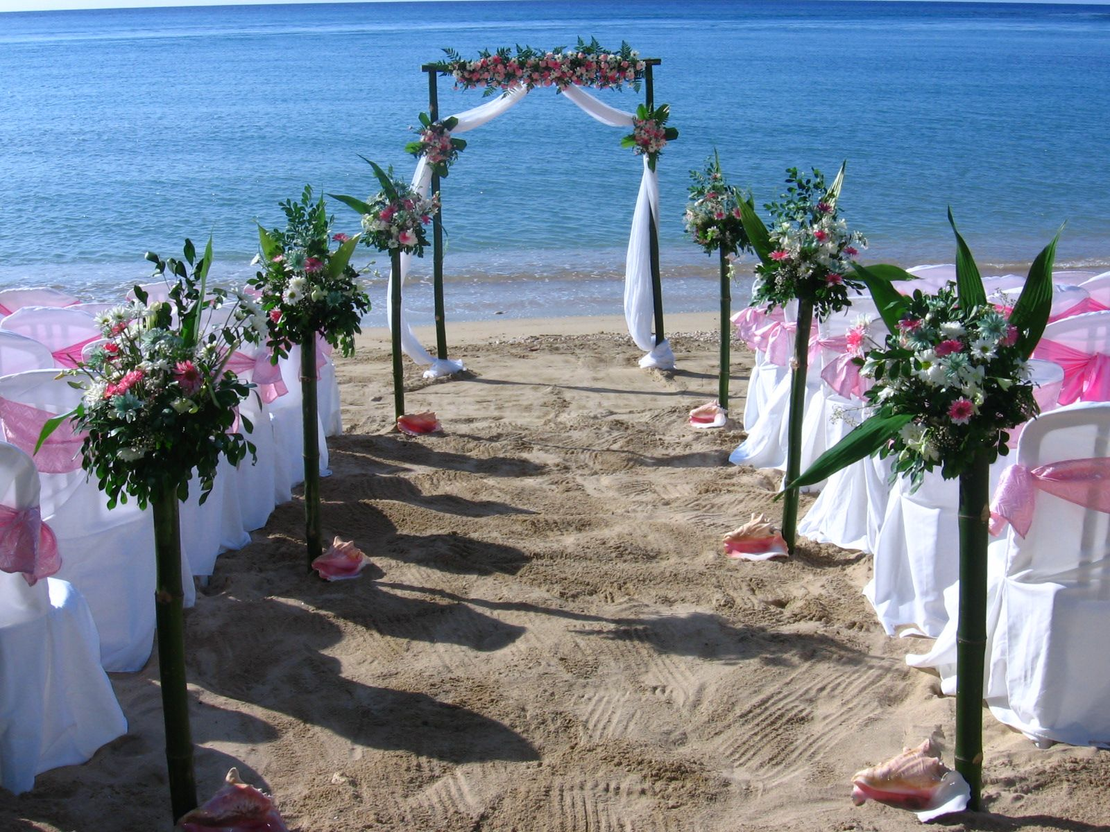 Tropical Weddings Jamaica Exclusive Wedding Packages Planning Service