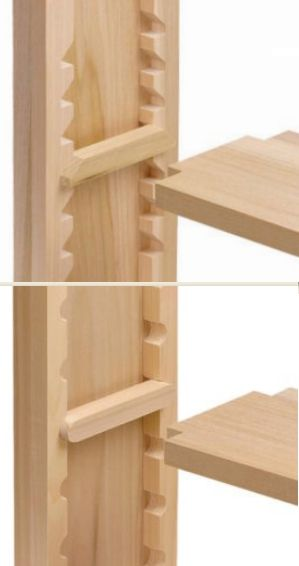 adjustable shelf hardware google search tiny houses rh pinterest com  adjustable glass shelving hardware