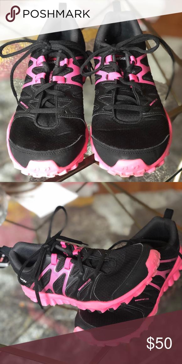 Reebok Sneakers Black Reebok Fusetie