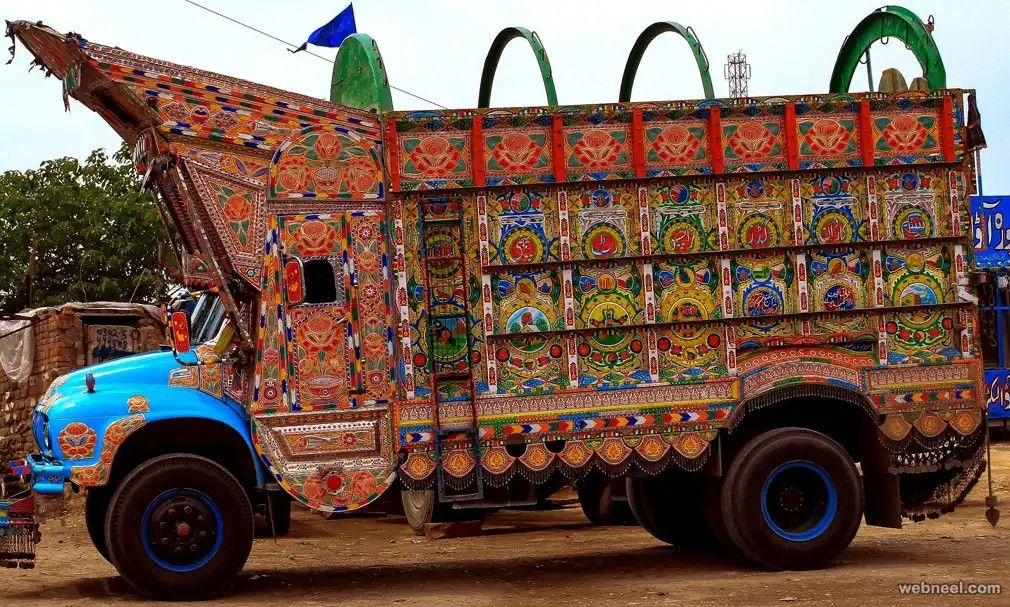 Pin by Ranjith on old vehicle's Truck art, Cultural