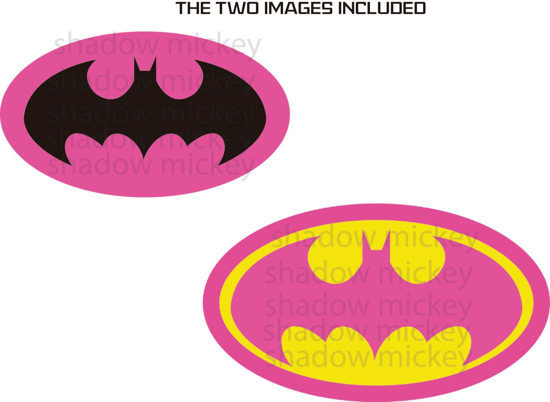 photo relating to Batgirl Logo Printable known as 20+ Batgirl Symbol Template Pics and Options upon Weric
