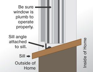 How To Install Replacement Windows Vinyl Replacement Windows Window Replacement Window Installation