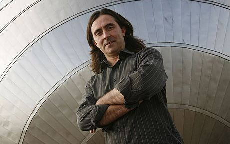 BBC's Neil Oliver on the perils and wonders of travel, and a possible reference to Basil Fawlty's mentor in a 2010 inteview