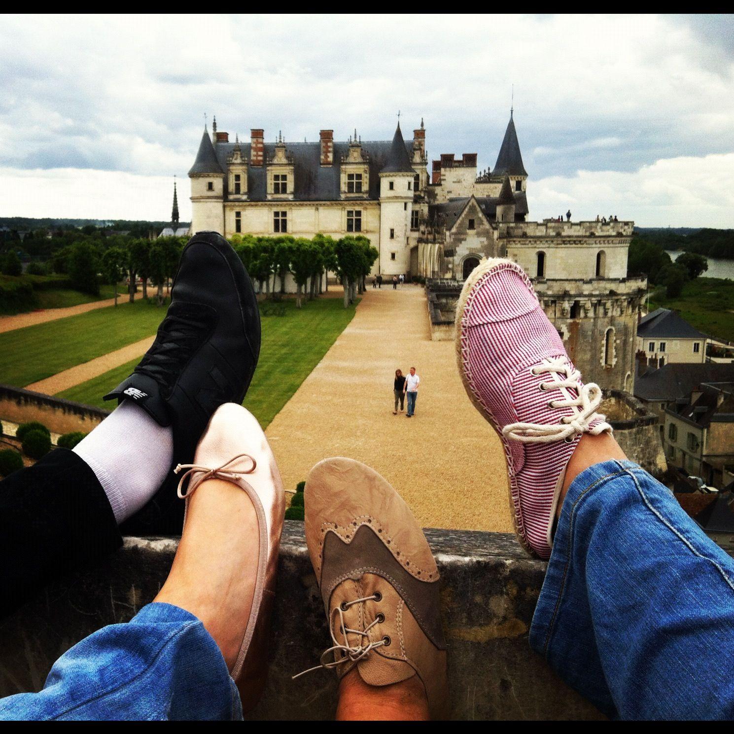 Pieds de la Loire!