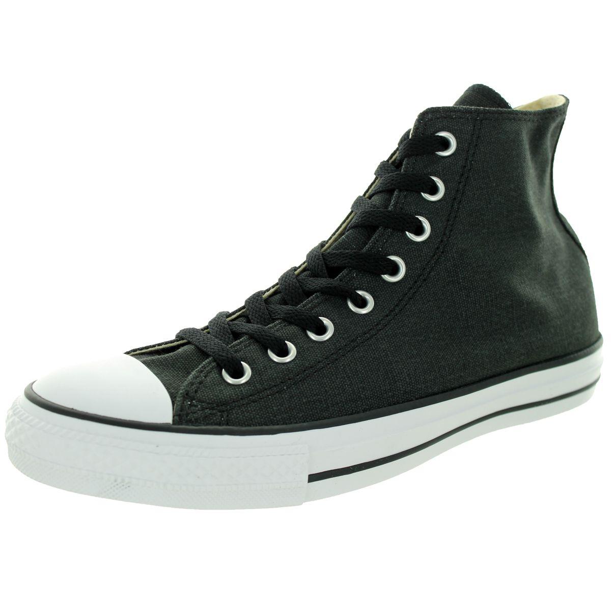 Converse Unisex Chuck Taylor Hi //Charcoal Basketball Shoe
