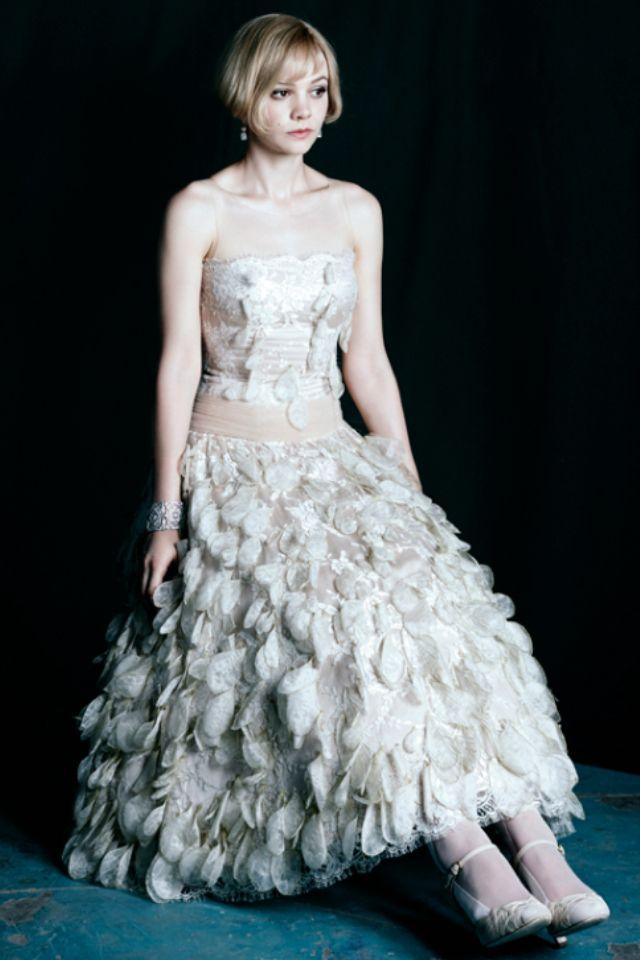 Daisy Buchanan Opening Scene Prada Dress Great Gatsby