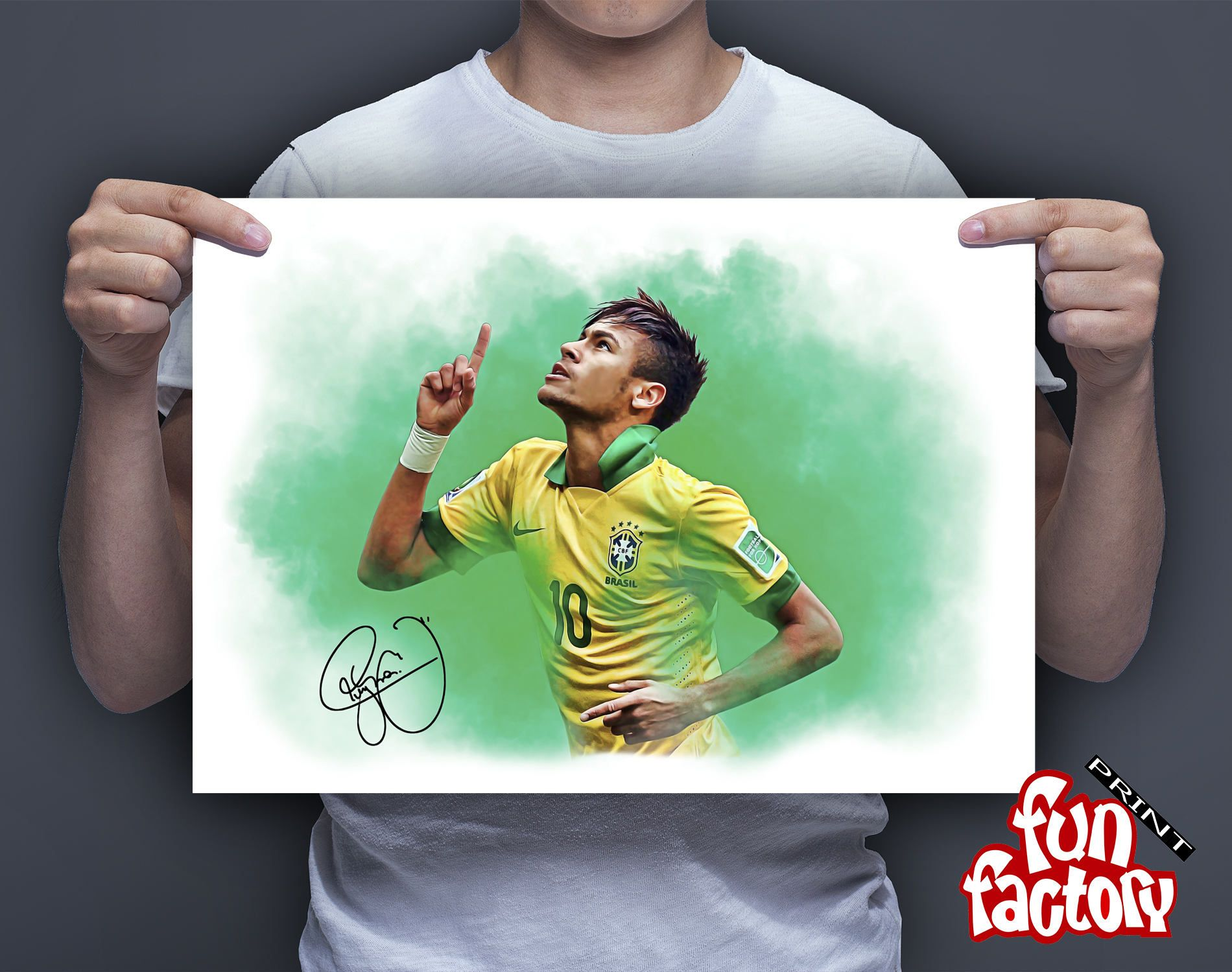 e6485ae9a36 Neymar da Silva Santos Paris Saint-Germain FC