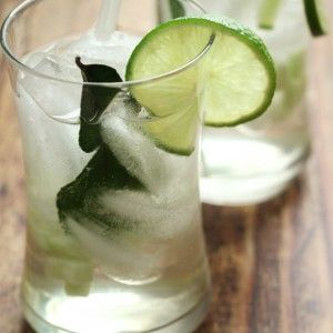 Thai Lime Leaf Cooler