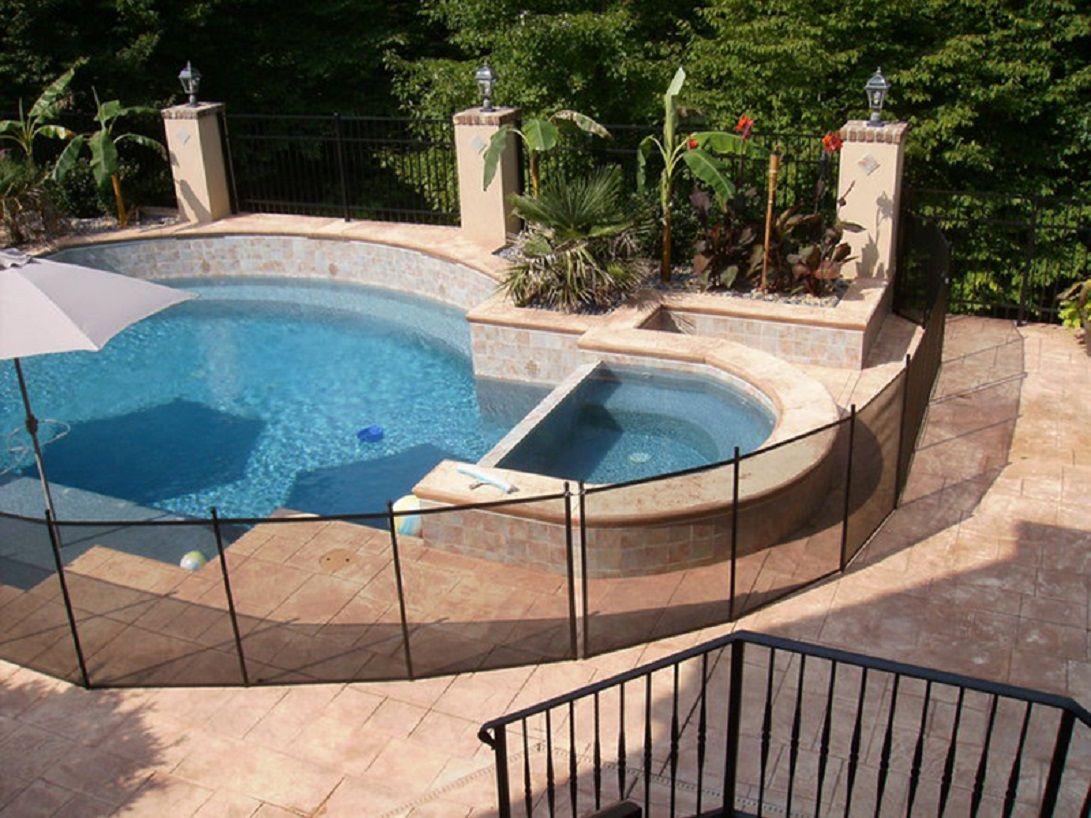 Diy Pool Fence Diy Pool Fence Pool Fence Diy Pool