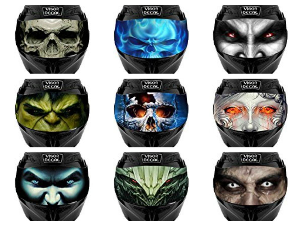 Best Helmet Visor Ideas On Pinterest Motorcycle Helmet Visor - Motorcycle helmet decals graphicsmotorcycle helmet graphics the easy helmet upgrade