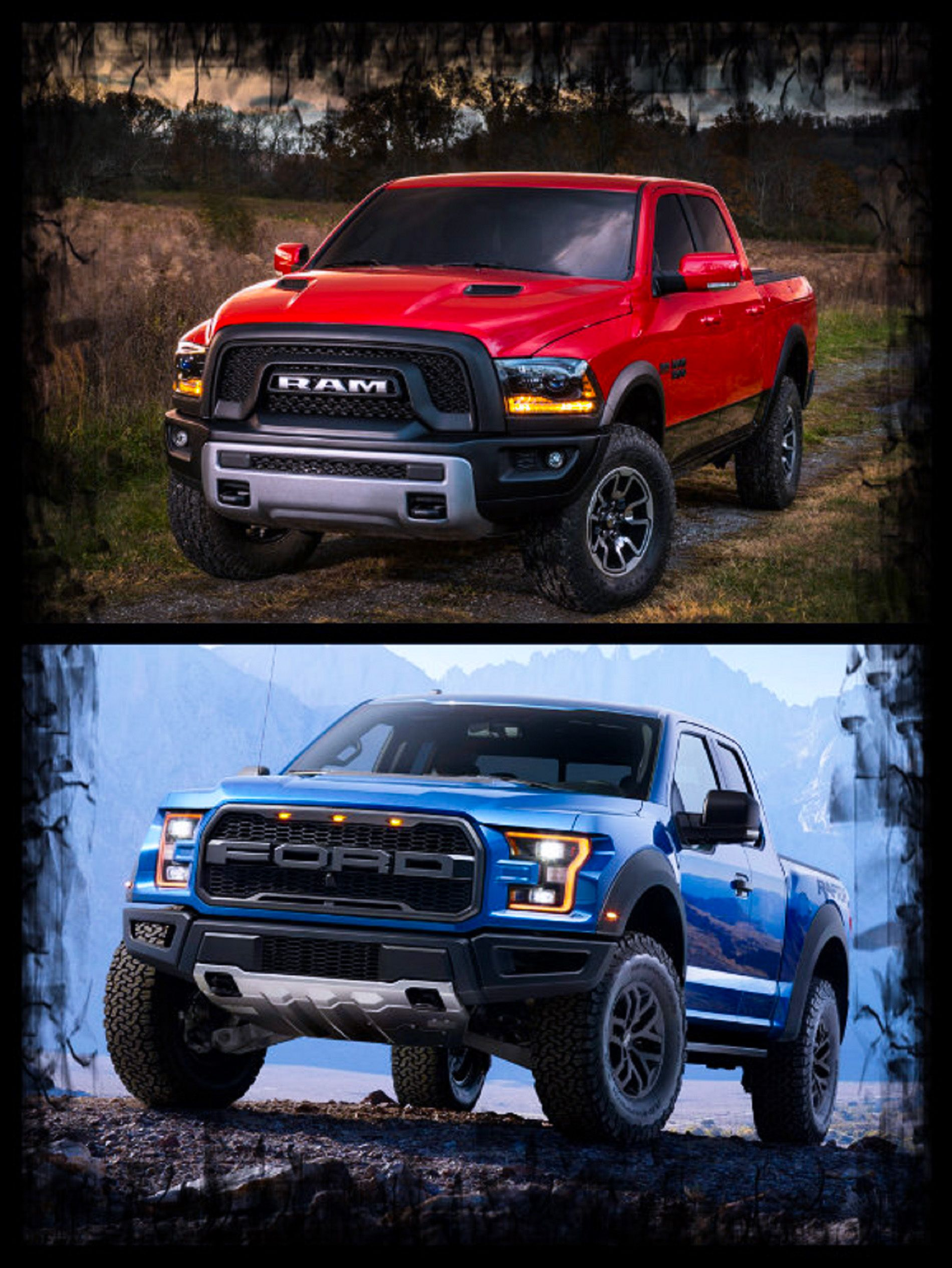 Ford Raptor Vs Ram Rebel on rebel dodge ram truck 2016, fiat pickup truck ram, rebel dodge ram truck 2015,