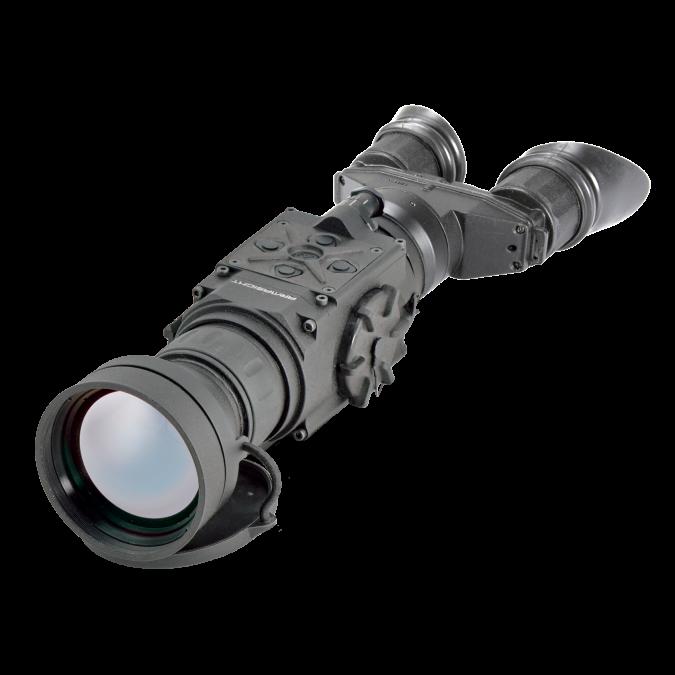 Helios 4 160-30 Thermal Imaging Bi-Ocular 4x FLIR Tau 2 - 160x120 (25 #thermal #imaging