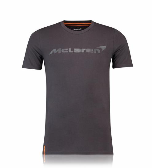 McLaren Renault Formula 1 Men's Essentials Anthracite T