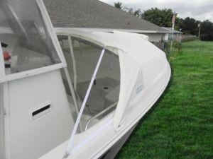 Sailfish 2360 CC center console boat shade bow dodger marine canopy & Sailfish 2360 CC center console boat shade bow dodger marine ...