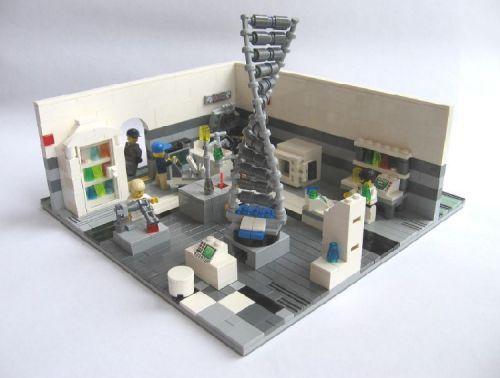 22 Lego Science Lab Moc Ideas Lego Legos Lego Creations