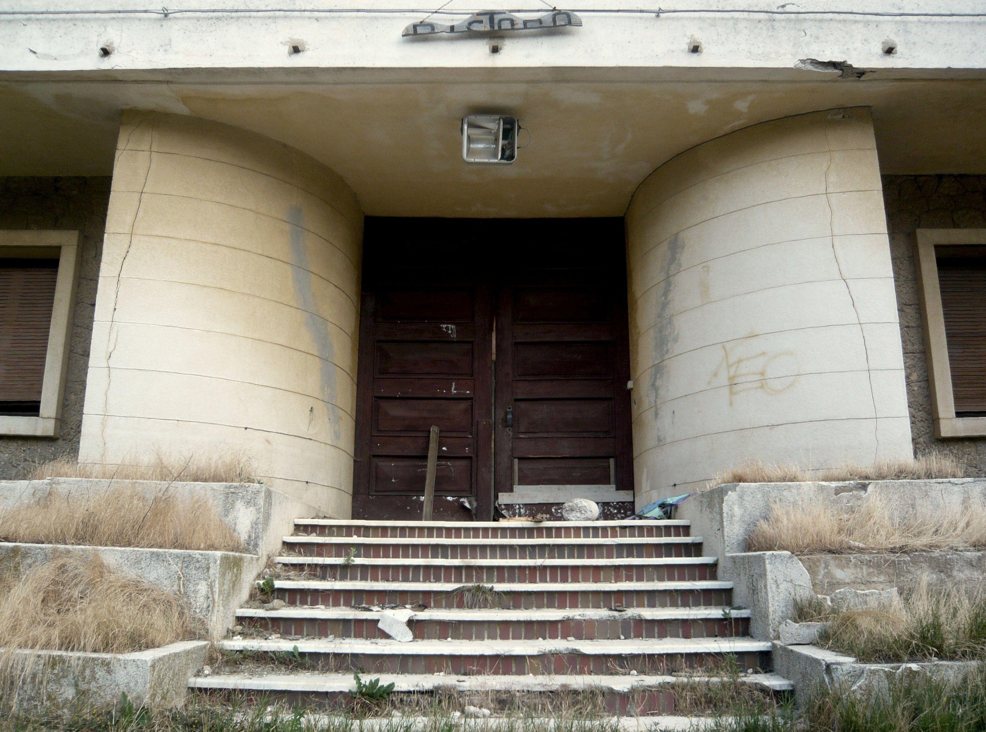 1937 - 1938 SAVIGNONE, MONTEMAGGIO (GE) COLONIA DI MONTEMAGGIO by CAMILLO NARDI GRECO ( photo Giovanna Mariella Santinolli )
