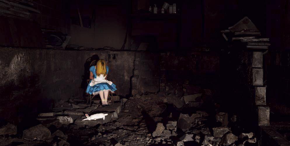 Alice - Just a trap © Thomas Czarnecki