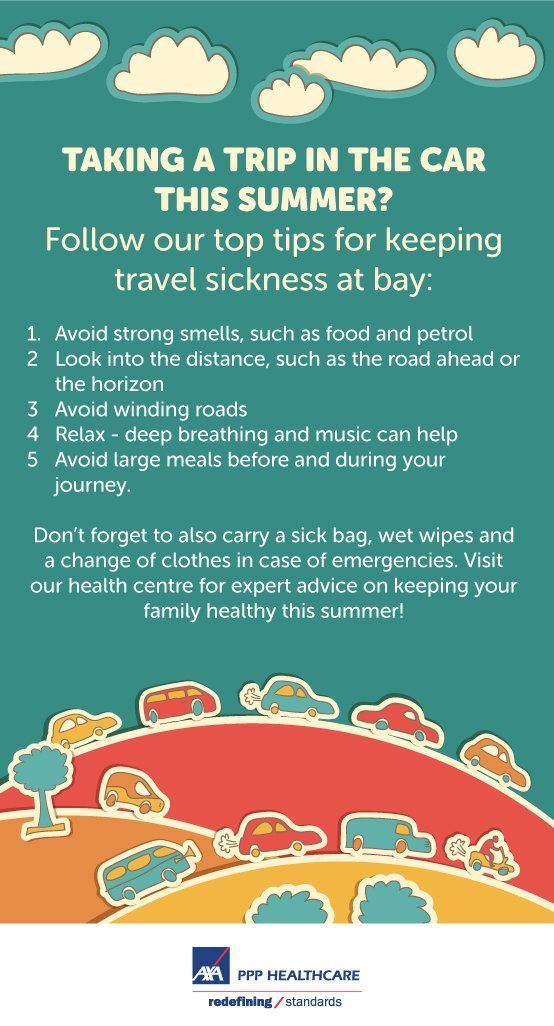 Travel Sickness Is An Uncomfortable Time For Both The Child The Parents These Are Some Tips That Will H With Images Bbc Good Food Recipes Healthy Snacks Travel Sickness
