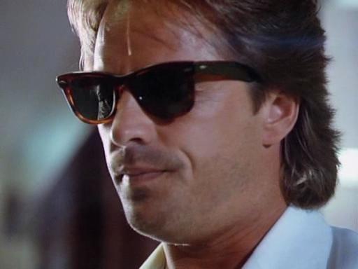 Welche Sonnenbrille Tragt Don Johnson Bei Diesen Fotos Miami